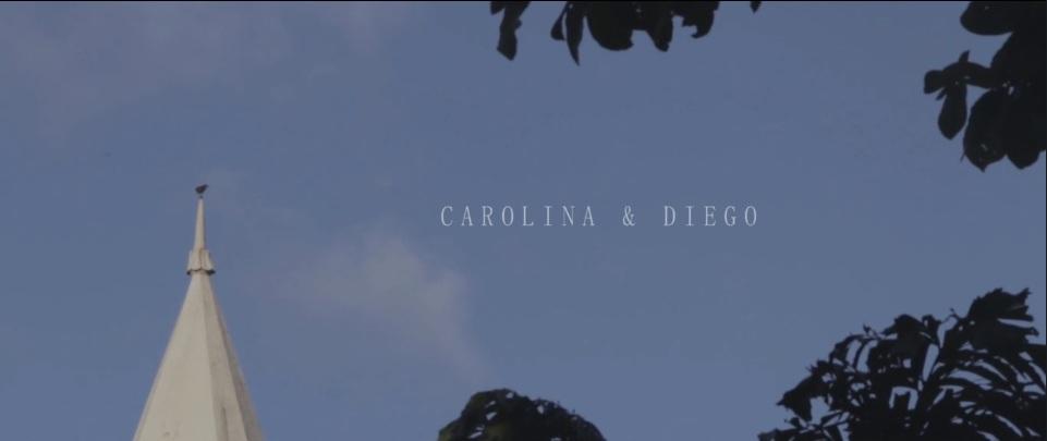 Casamento Carolina e Diego
