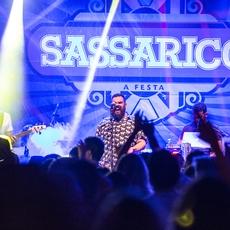 Sassarico 2 agitou o público na Pupileira com muita dança. Confira!