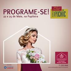Petit Expochic 2018: No mês das noivas, nada melhor do que fechar bons negócios!