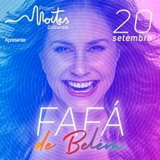 Fafá de Belém traz show inédito a Salvador