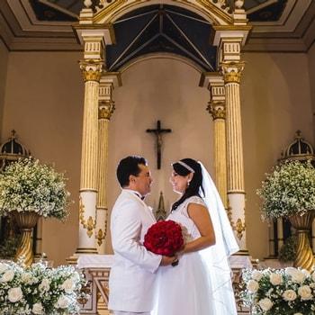 A história de Valter e Eulina - Casamento Surpresa