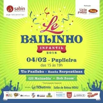 Le Bailinho fez a festa em mais uma edição na Pupileira reunindo toda criançada!