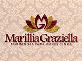 Marillia Graziella Forminhas para Doces Finos